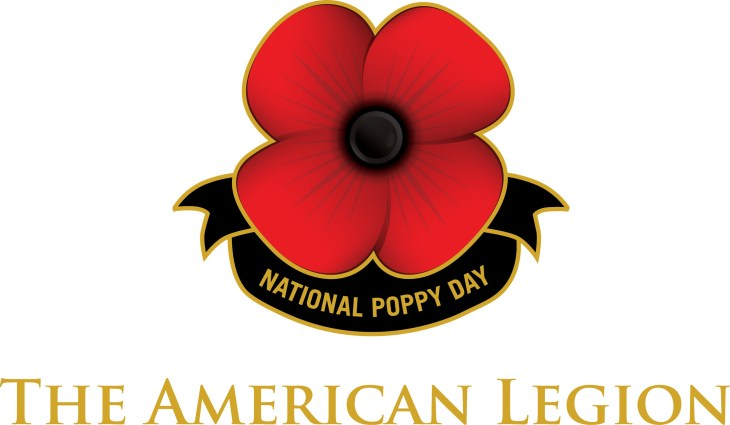 American Legion National Poppy Day Logo
