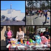 American Legion Auxiliary Easter Egg Hunt #volunteering