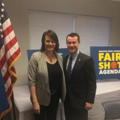 Senator Todd Young - Fair Shot Agenda